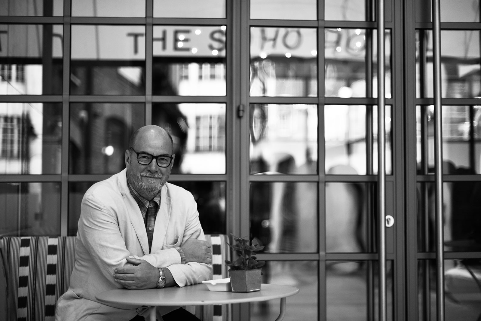 Smart Soho Co-founder - Martin Laking