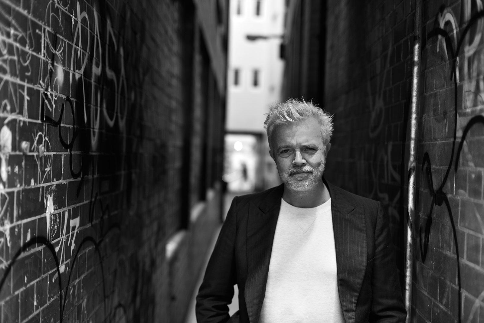 Smart Soho Co-founder - Stuart McHarrie